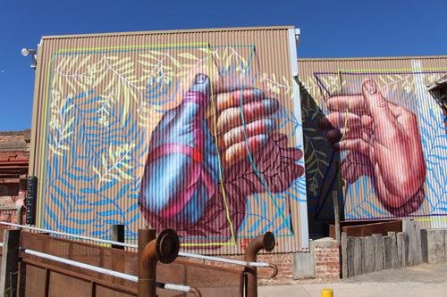 Libre Hem Mural