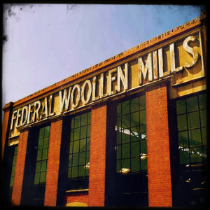 Federal Woollen Mills Geelong