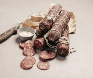 Oakwood Smallgoods Co salami